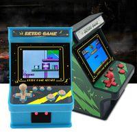 "1Set 2.8"" Screen Handheld Game Console 8Bit Machine 256 Games Mini Arcade Portable Players"