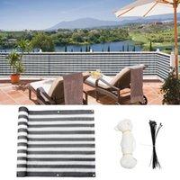 Shade Cover Cover Garden Sunscreen Tissu Net Anti-UV Auteur de couverture de couverture de chantier de construction de chantier léger et durabilité