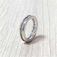 2020 New Hot Stainless Steel Ring Gear Steel Spring Range Of Children In Europe And America Wholesale Diamond Ring Jewelry For Women