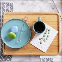 Лос-кухня Tapware, обеденный бар Home Gardemboo простые бытовые прямоугольные лоток для подноса чайного стола деревянный набор боести сухофруктов