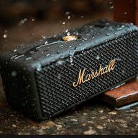 2021 Marshall Emberton Speaker Sem Fio Bluetooth Speakers Portable IPX7 À Prova D 'Água