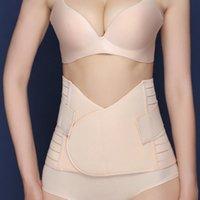 Women's Shapers Corset Postpartum Support Improve Posture Prevent Hunchback Women Belly Belt Waist Trainer Adjustable Back Pain Body Shaper