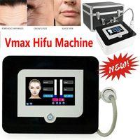 전문 고강도 집중 초음파 HIFU VMAX 기계 얼굴 리프트 안티 에이징 주름 제거 바디 슬리밍 미용 장비