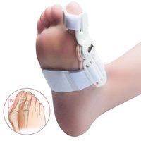 Big Bone Toe Bunion Splint Straightener Correttore Correttore Piedi Trattamento Fortificazione antidolorifica Hallux Valgus Pro Forniture ortopediche Pedicure Foot Care