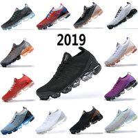 Vaporm 2.0 Ejecutar Utility 2019 Zapatillas de ejecución Punto CPFM Hombre para mujer MOC Fly Transporte de Punto de Punto Aire libre Zapatillas deportivas EUR 36-45