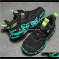 Детка, родильная доставка по материнству 2021 Skhek Детская спортивная обувь 12 лет кроссовки для чистой обуви 6 больших детей 7 весна 8 9 мальчиков дышат