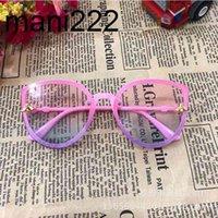لطيف الصغير النحل الأطفال النظارات 2021 ماركة الاطفال الفتيات الفتيان طفل نظارات الشمس الأصفر الوردي القط العين oculos دي سول infantil