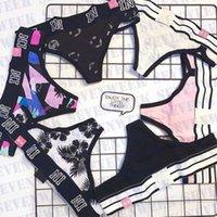 Großhandel frauen tanga höschen unterwäsche designer marke damen sexy lingerie niedrige taille slips bunt