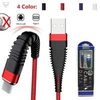 Type-c USB Micro حورية البحر الكابلات 1M / 3ft USB شحن سريع كابل شحن سريع لسامسونج S10 S10PLUS Note9 S8 Huawei Mate 20 Xiaomi