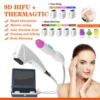 2021 High Quality Skin Tightening Shaping And Facial Lifting Ultrasoinc HIFU Body Salon Used Ultrasound HI-FU Thermage Equipment
