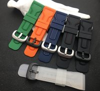 Top Quality 28mm Men Watchbands for Seven on Friday Strap Silicone Rubber Watch Accessories Waterproof Wrist band Bracelet Belt