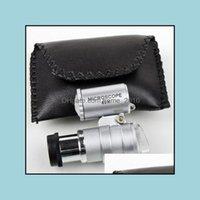Inne pomiarowe analizowanie pomiaru Instrumenty Office School BusinessicalMicroskope 45X jubilerski Lupa Biżuteria Lupa