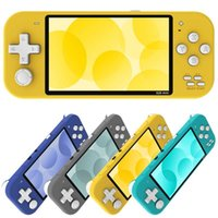 Portable Game Players X20 Mini Pocket Handheld Console 4.3 Inch HD Screen MD GB Neogeo Retro Games Player Music Video Gaming Consoles Box Gi