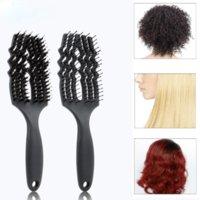 Hair Comb Scalp Massage HairBrush Detangling Professional for Hair Hairdresser Hairdressing Tool