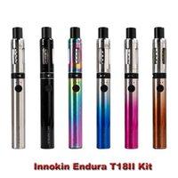 Innookin Endura T18II Starter Kit 1300mAh T18 II 2 Batterie 2,5ml Prisma Tank Vape Stick Pen
