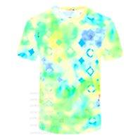 2021 Maré Marca de Algodão Mulheres Homens Funny T-Shirt Capitais internacionais Capitais internacionais Capitais internacionais T-shirt Casual Mangas Curtas Tshirts Slim com Tags Tops Tees M-3XL