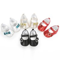 Athletic & Outdoor Baby Girls Mary Jane Flats Infant Non-Slip PU Leather Ballet Slippers Sequins Princess Shoes Toddler First Walkers 0-18M
