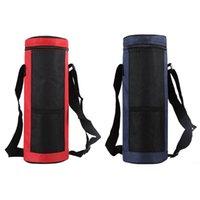 야외 가방 캠핑 물 병 쿨러 가방 유니버설 대용량 열 절연 액세서리