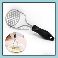 Fruit Kitchen, Dining Bar & Gardenheavy Duty Stainless Steel Masher Creative Home Kitchen Vegetable Tools Potato Ricers Supplies Lx2259 Drop