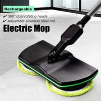 Vacuum Cleaners Rechargeable Floor Wiper Cordless Sweeping Steam Mop Spinning Electric Cleaner Washer Wireless Rotating