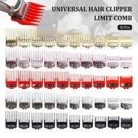 Щетки для волос Clinless Clipper Limit Guide Comp Set Barberia Аксессуары Магнит Premium Gold Barber Guards для магии старший