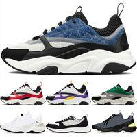 Vielfalt Farben Stile B 22 Männer Laufschuhe Trainer Läufer Französisch Reflektierende Schrägschuhe MOTIF Weiße Frauen Sneakers No-Box! EUR46 US12.5 EUR47.