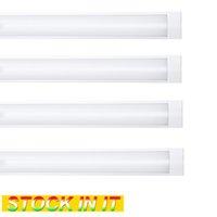 IT STOCK SHOP 4FT Magasin de lumière 54W LED LED Lumières de tube 5400LM 6000K 4000K 3000K 3 Les températures de couleur allume 120 cm Garage Clairage éclairage pour le sous-sol de bureau