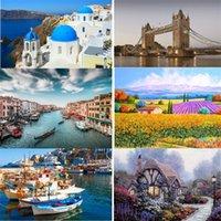 Jigsaw Puzzle 500 pièces Jeu de puzzle Assemblage Puzzles pour adultes Puzzle Jouets Enfants Jouets éducatifs 1048 Y2
