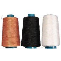 400m 80lbs Nylon Twisted Bowsstring Thread String de Pesca Costura Cabo de Cabo de Cabo de Chave Ferramentas