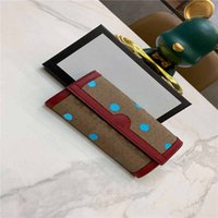 21ss Wallet Women Fashion Holders Cartoon Letter Printed Sty...