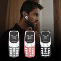 Original L8star BM90 Wireless Bluetooth Dialer Mini phone BM 90 with Earphone Hand-free Headset Tiny Cellphone