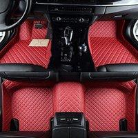 Car Floor Mats For Kia Niro Carpets Waterproof Rugs Custom Liner Leather Auto Styling Interior Accessories Covers fgj gsrth ggj