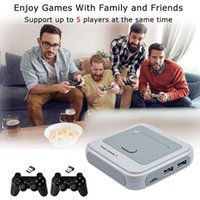 64 128 256GB Super Console X-PRO Video Game Retro Wireless Built-in With 50 Emulators Controllers L2I1 Portable Players