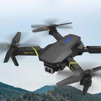 글로벌 드론 4K 카메라 미니 차량 WiFi FPV Foldable Professional RC 헬리콥터 Selfie Drones GD89-1