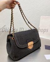 Shoulder CrossBody bags Top Quality P Luxurys Designers Fashion Handbags women Black gold parachute Medieval cowboy wandering bag Handbag 2021 Lady wallets Totes