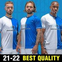 21 22 Blackburn Rovers Soccer Jerseys Home 2021 2022 Camisetas de Fútbol Holtby Brereton Dack Gallagher Lenihan Football Shirts Kit Thailand