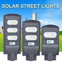 80W 120W 160W LED Solar Lamps, Outdoor Security Floodlight, Solar Street Lights, IP66 Waterproof, Auto-induction, Solar Flood Light for Lawn, Garden In Stock