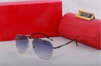 2021 Fashion Sport Eyewear Brand Sunglasses pour hommes Femmes UV400 Vélo Verres Classiques Fille de plein air Beach Verre Soleil avec Box 4 Numéro de couleur 0919