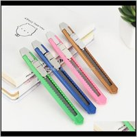 Other Home Garden Blade Students Paper Utility Mini Art Retractable Razor Cutter Candy Colors Multifunction Knife Ewd2959 W7Ere 1Bafc