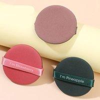 Éponges, applicateurs coton 10pcs doux cosmétique facial poudre de visage de maquillage doux de maquillage de maquillage d'air sponge coussin de coussin de coussin de beauté pour fille wo
