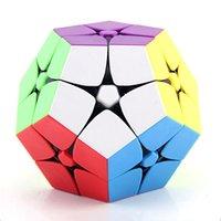 Lefun 2x2x2 megaminx speed cube lefun 2x2x2 dodecahedron cubo megaminxed 2x2 cubo mágico 12 lados cubo mago puzzle brinquedos