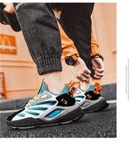 2021 봄 새로운 시즌 스포츠 신발 유행 패션 남자 신발 야생 catwalk 야외 최고의 선택 크기 39-44