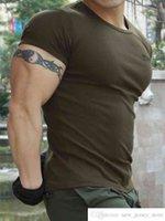 Özel Kendi Marka Özel Kuvvetler Uzun Kısa Kollu T-shirt Erkek Adam Fitness Tayt Spor Yarım Kollu Pamuk Yuvarlak Boyun Streç Dip Gömlek Trendy Futbol