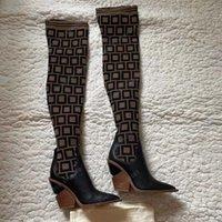 Invierno Venta caliente moda diseño de lujo botas botas flip cuero cálido 35-41 cinturón zapatos 008 1-9