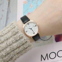 Mode-ontwerpers horloges college stijl kalender vrouwelijke student riem horloge japanse en koreaanse strass verse stijlvol trendy vrouwen quartz polshorloges