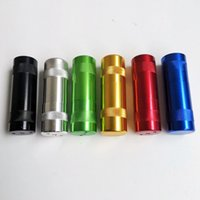 N2O Aluminum Alloy Cream Whipper Charger Aluminum nos cracker High quality smoking pipes motshop