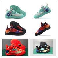 Harden Vol 5 Chaussures de basket Hommes Sneakers Futurenatural Noyau Noir Noir Solaire Jaune Solaire RedWebP Tcey Rose 2021 Grey Tennis Scarpe authentique N