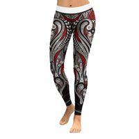 Yoga Outfits Leggings Exercise Running Jogging Pants Push Up Sport Women Fitness Tights Femme Legins Feb14