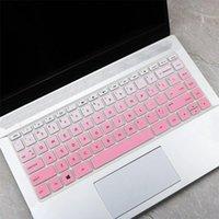 كمبيوتر منظفات لوحة المفاتيح ل HP Envy13 لوحة المفاتيح سيليكون لوحة المفاتيح حالة غطاء شفافة واضحة حماية 13.3 بوصة الكمبيوتر المحمول Y0412