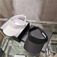 Güneşlik Şapka Kap Siyah Metal Plaka Moda Giyim Ayarlanabilir Unisex Güneş Topu Şapka Kutusu ile Şapka